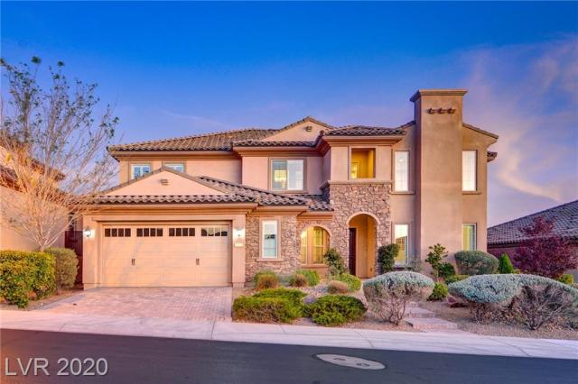 Property for sale at 2457 LUBERON Drive, Henderson,  Nevada 89044