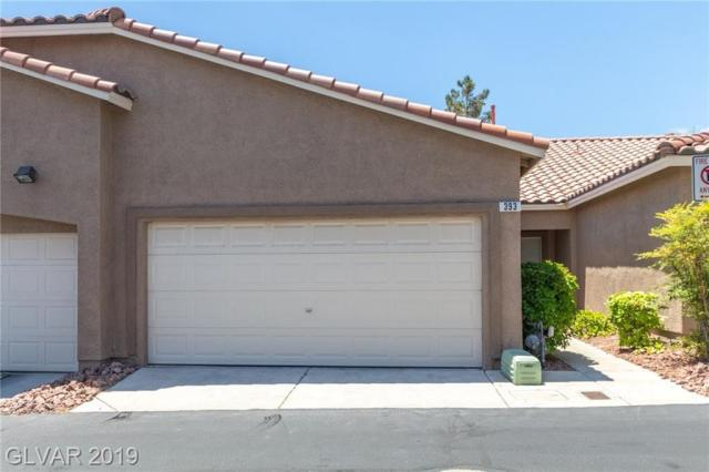 Property for sale at 393 Blanca Springs Drive Unit: 0, Henderson,  Nevada 89014