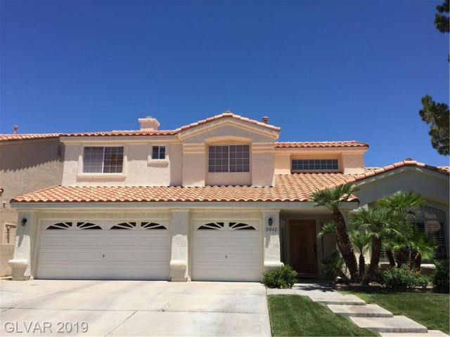 Property for sale at 2012 Grafton Avenue, Henderson,  Nevada 89074