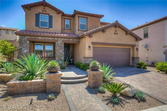 Property for sale at 1045 Via Saint Andrea Place, Henderson,  Nevada 89011