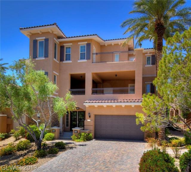 Property for sale at 75 Luce Del Sole Unit: 3, Henderson,  Nevada 89011