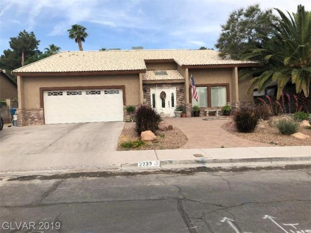Property for sale at 2233 Marlboro Drive, Henderson,  Nevada 89014