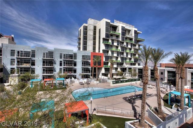 Property for sale at 353 East Bonneville Avenue Unit: 735, Las Vegas,  Nevada 89101