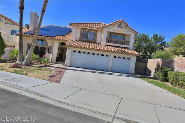 Property for sale at 2833 Via Romantico Street, Henderson,  Nevada 89074