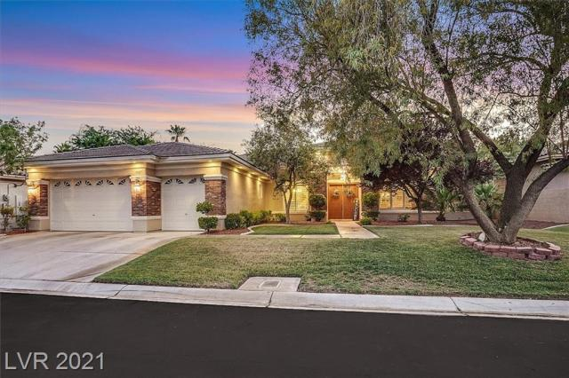 Property for sale at 4687 Dream Catcher Avenue, Las Vegas,  Nevada 89129