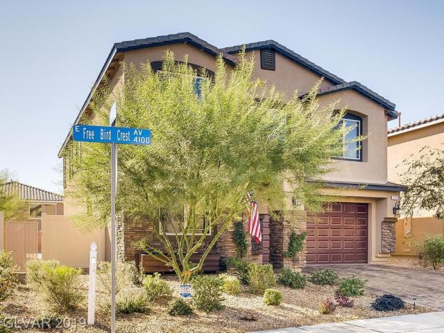 Property for sale at 4133 Free Bird Crest Avenue, North Las Vegas,  Nevada 89081