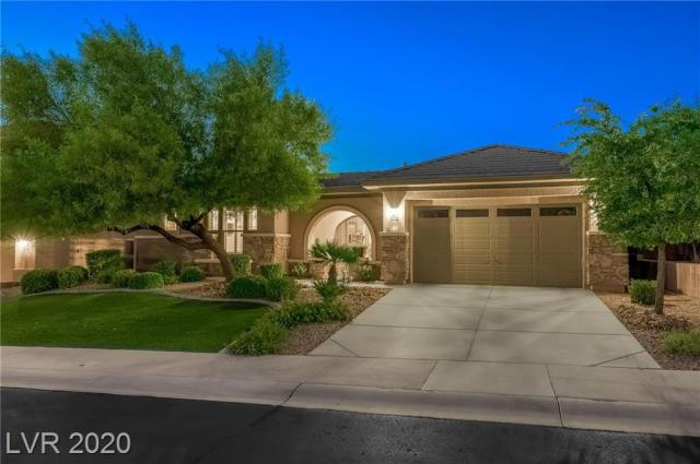Property for sale at 2164 Pont National Drive, Henderson,  Nevada 89044