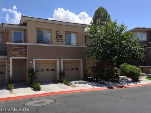 Property for sale at 704 Peachy Canyon Circle Unit: 103, Las Vegas,  Nevada 89144