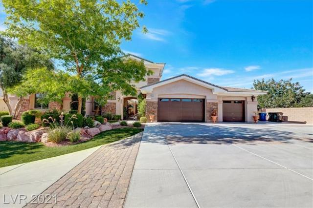 Property for sale at 8420 Picket Ridge Court, Las Vegas,  Nevada 89143