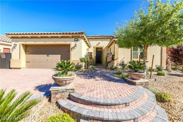 Property for sale at 4 Lago Turchino Court, Henderson,  Nevada 89011