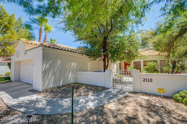Property for sale at 2113 Inverness Drive, Henderson,  Nevada 89074
