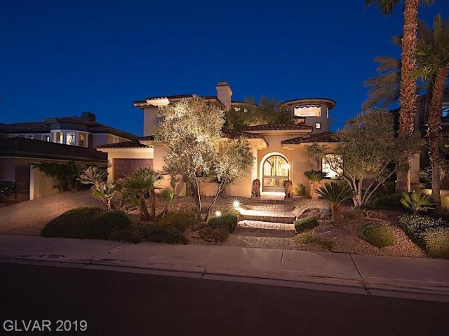 Property for sale at 18 GRAND MIRAMAR Drive, Henderson,  Nevada 89011