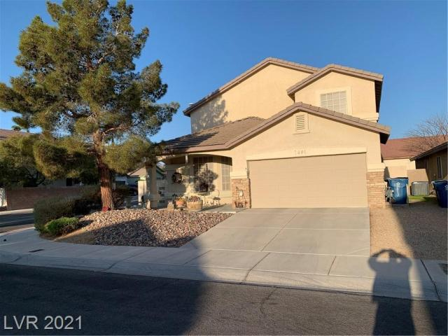 Property for sale at 7401 Mountain Thicket Street, Las Vegas,  Nevada 89131