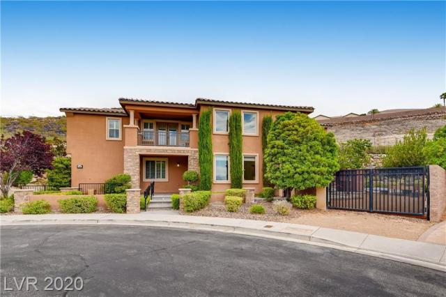 Property for sale at 916 Cantura Mills Road, Henderson,  Nevada 89052