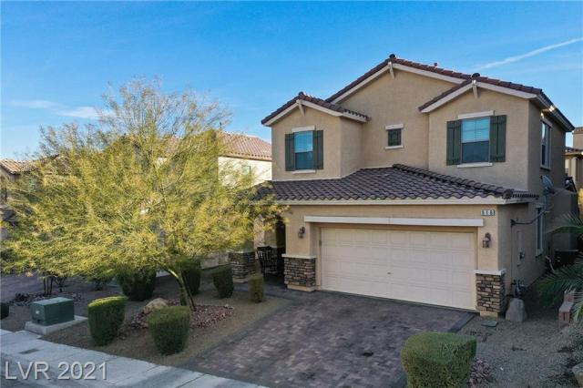 Property for sale at 916 Via Del Tramonto Street, Henderson,  Nevada 89011