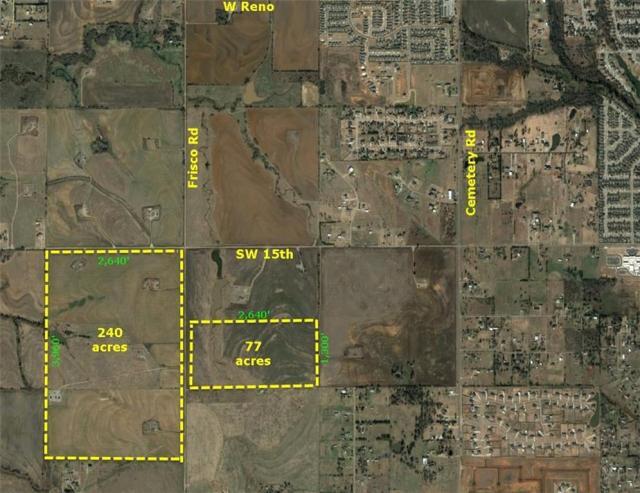 Property for sale at 1800 S Frisco Drive, Yukon,  Oklahoma 73099