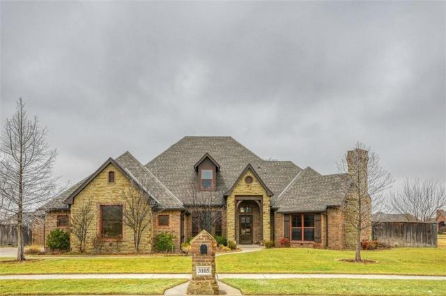 Property for sale at 3105 Brush Arbor Drive, Moore,  Oklahoma 73160