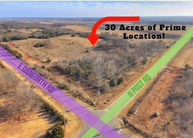 Property for sale at N Danforth/Post Road, Edmond,  Oklahoma 73007