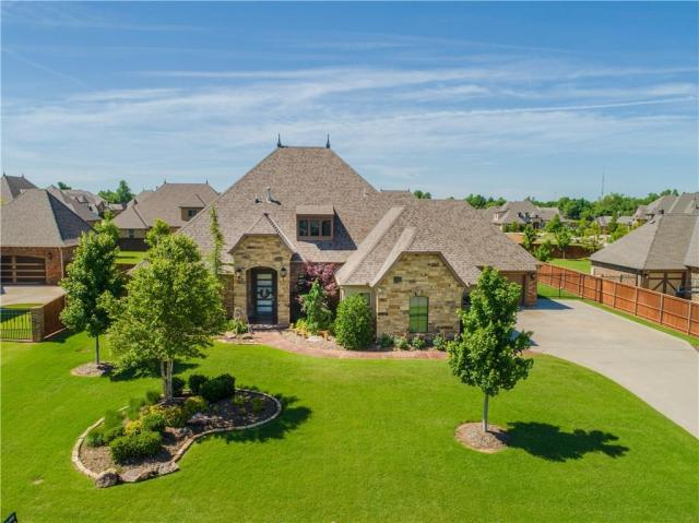 Property for sale at 1200 W Flowering Peach Way, Mustang,  Oklahoma 73064