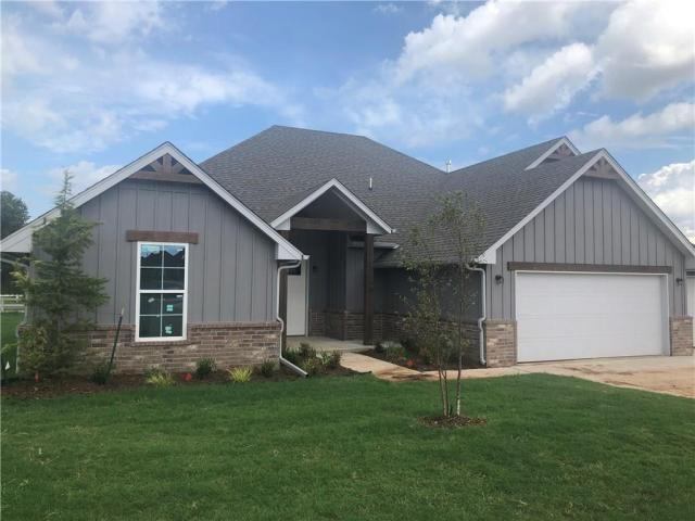 Property for sale at 49 Hickory Circle, Piedmont,  Oklahoma 73078