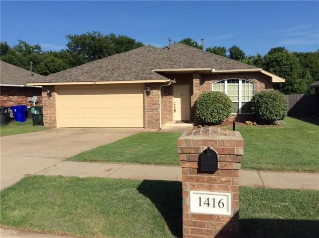 Property for sale at 1416 Teakwood Drive, Norman,  Oklahoma 73071