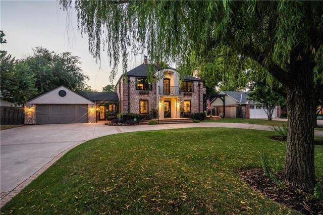 Property for sale at 1209 Larchmont Lane, Nichols Hills,  Oklahoma 73116