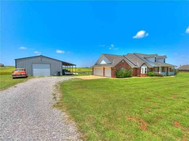 Property for sale at 6161 Abby Lane, Piedmont,  Oklahoma 73078