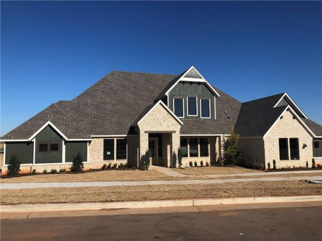 Property for sale at 8801 Cherry Blossom Road, Arcadia,  Oklahoma 73007