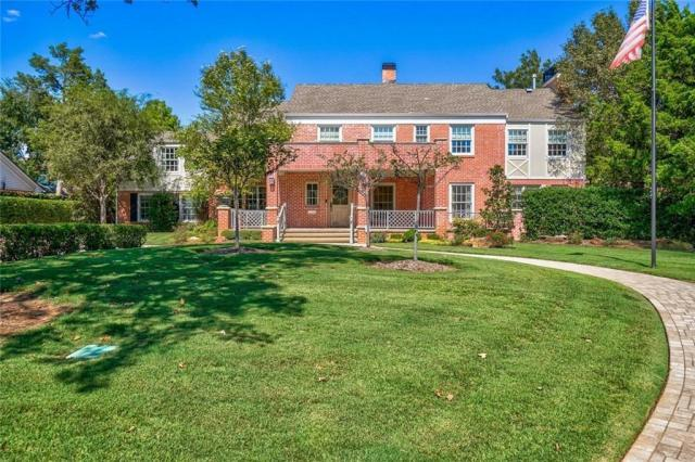 Property for sale at 1205 Glenwood Avenue, Nichols Hills,  Oklahoma 73116