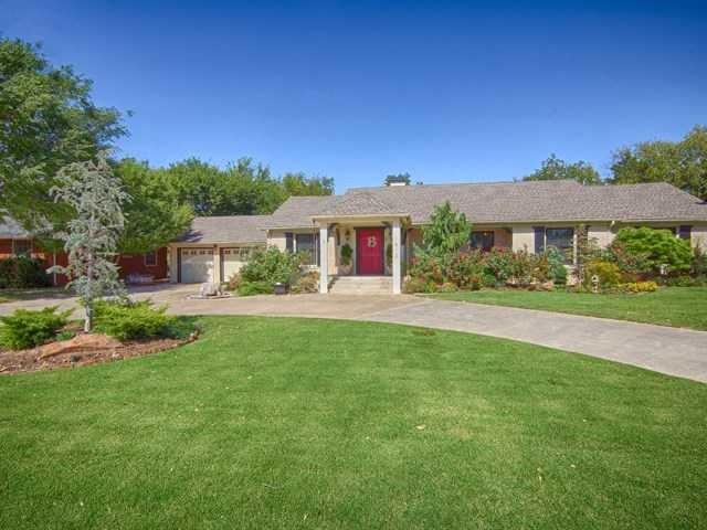 Property for sale at 1813 W Wilshire Boulevard, Nichols Hills,  Oklahoma 73116