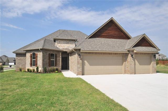 Property for sale at 1921 Carmona Lakes Circle, Moore,  Oklahoma 73160