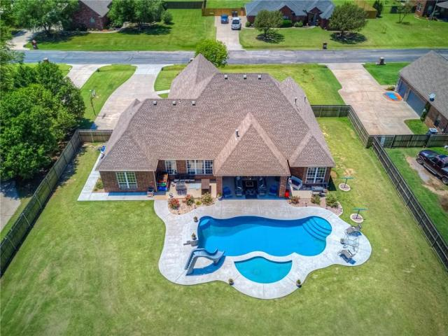 Property for sale at 4108 Hidden Lake Circle, Moore,  Oklahoma 73160