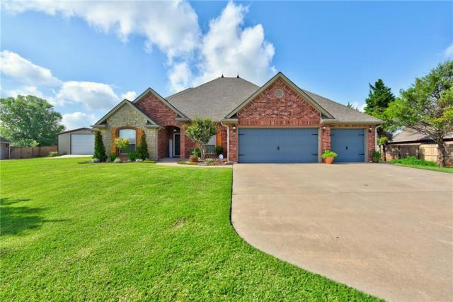 Property for sale at 532 E Olivia Terrace, Mustang,  Oklahoma 73064