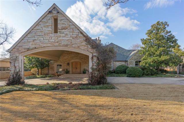 Property for sale at 7309 Nichols Road, Nichols Hills,  Oklahoma 73116