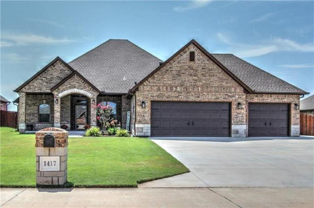 Property for sale at 1417 Antler Ridge, Tuttle,  Oklahoma 73089