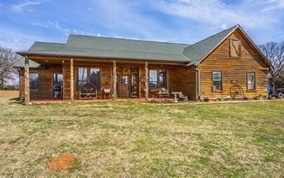 Property for sale at 12555 NE 220th Street, Arcadia,  Oklahoma 73007