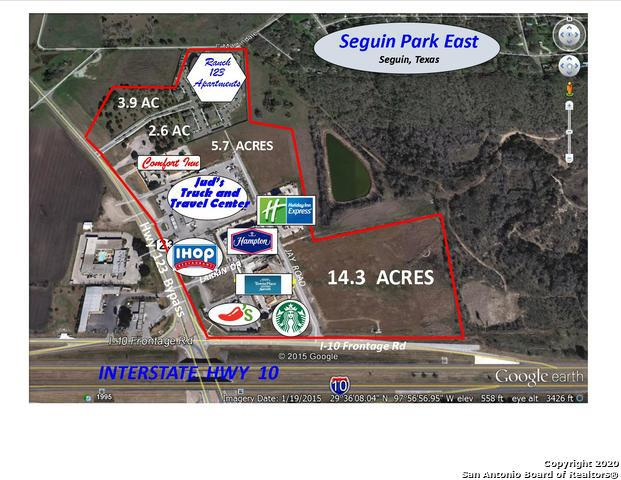 Property for sale at TBD E Ih 10, Seguin,  Texas 78155