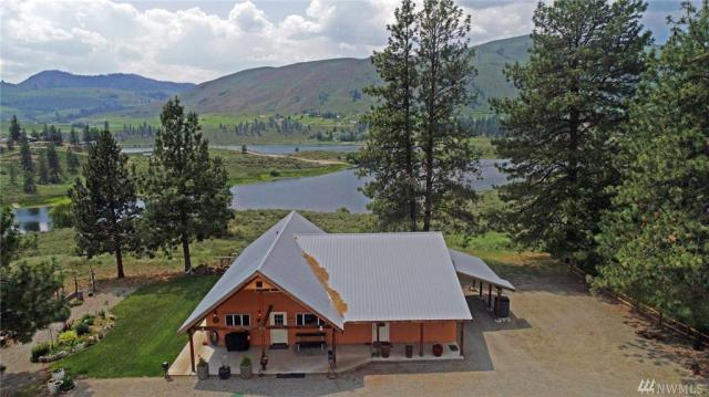 Property for sale at 168 Twin Lakes Dr, Winthrop,  WA 98862