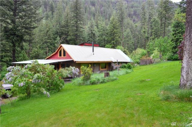 Property for sale at 163 South Fork Gold Creek Rd, Carlton,  WA 98814