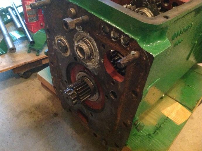 Clutch / Input Shaft Bearing?