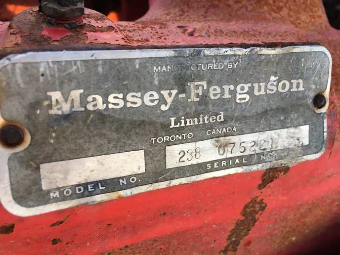 Need A Pitman Arm For Massey Fer