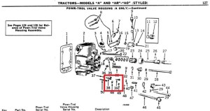 1555 valve trouble  Yesterday's Tractors