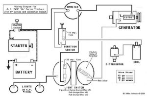 Voltage Regulator for VAC Case  Yesterday's Tractors