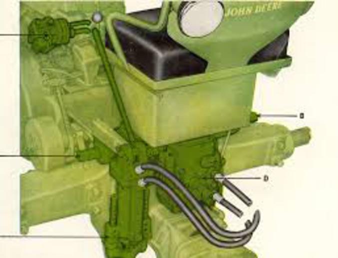 John Deere 60 Remote Hydraulic