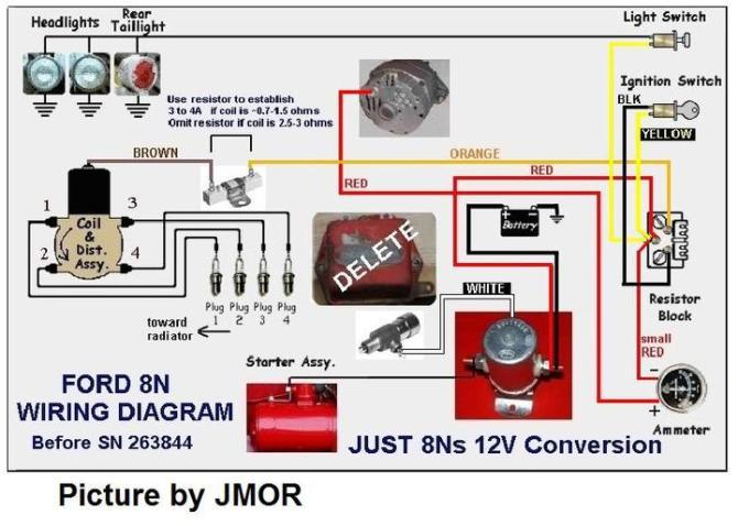 diagram 1948 ford 8n wiring diagram full version hd quality