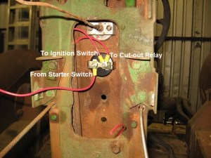 JD Model M Wiring Diagram  Yesterday's Tractors