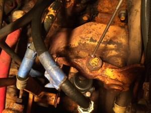 Case 450 dozer brakes  Yesterday's Tractors