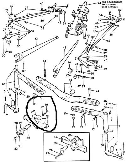 Wiring Diagram Additionally Ford 3000 Tractor Power Steering Diagram