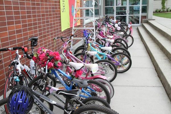 Bike-to-School Week