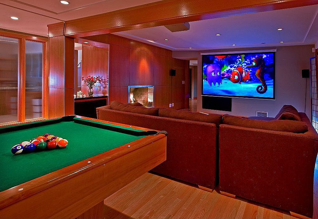 Fun group games for kids and adults are a great way to bring. Contemporary Game Room | Zillow Digs | Zillow